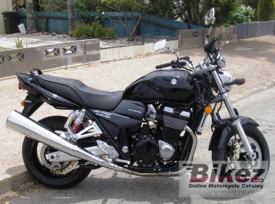 2006 Suzuki GSX 1400 photo