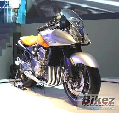 2006 Suzuki Stratosphere photo