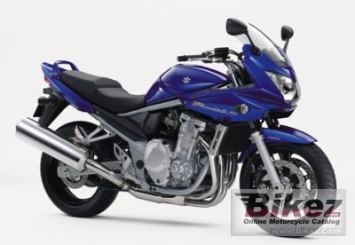 2006 Suzuki Bandit 650 SA photo