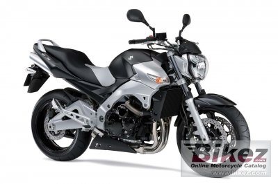 2006 Suzuki GSR 600 photo