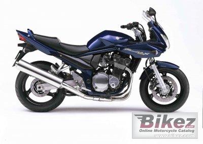 2006 Suzuki Bandit 1200S