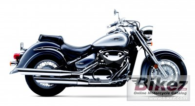 2006 Suzuki Boulevard C50 specifications and pictures
