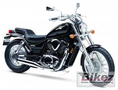 2006 Suzuki Boulevard S50 specifications and pictures