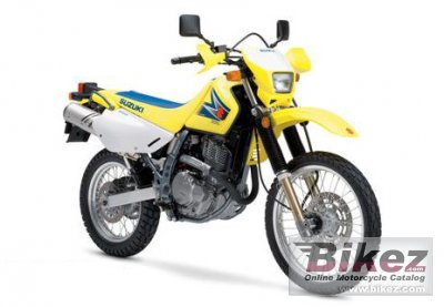 2006 Suzuki DR 650 SE specifications and pictures