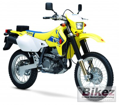 2006 Suzuki DR-Z 400 S specifications and pictures