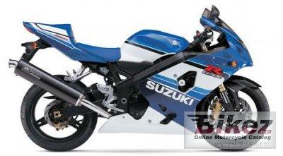2006 Suzuki GSX-R 750 20th Anniversary
