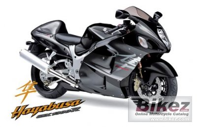 2006 Suzuki Hayabusa 1300 specifications and pictures