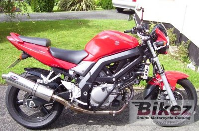 2006 suzuki sv 650 specifications and pictures. Black Bedroom Furniture Sets. Home Design Ideas