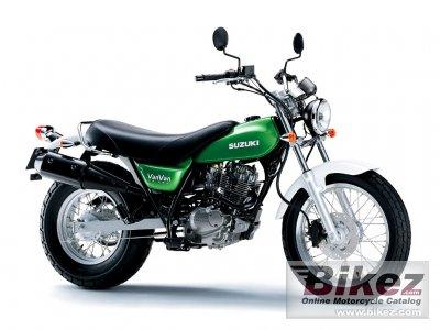 Suzuki Van Van 125 2018 >> 2006 Suzuki VanVan 125 specifications and pictures
