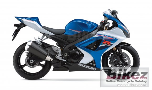 2007 Suzuki GSX-R 1000 photo