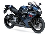2007 Suzuki GSX-R 750 photo