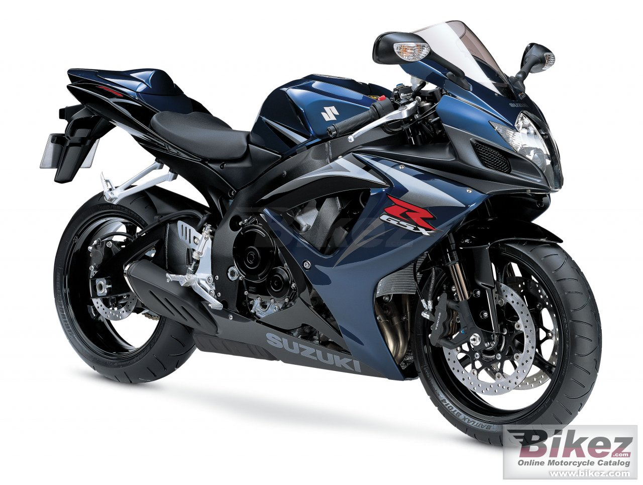 Big Suzuki gsx-r 750 picture and wallpaper from Bikez.com