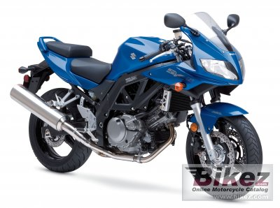 2007 Suzuki SV 650 S ABS photo