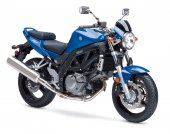 2007 Suzuki SV 650 ABS photo