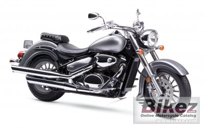 2007 Suzuki Boulevard C50C photo