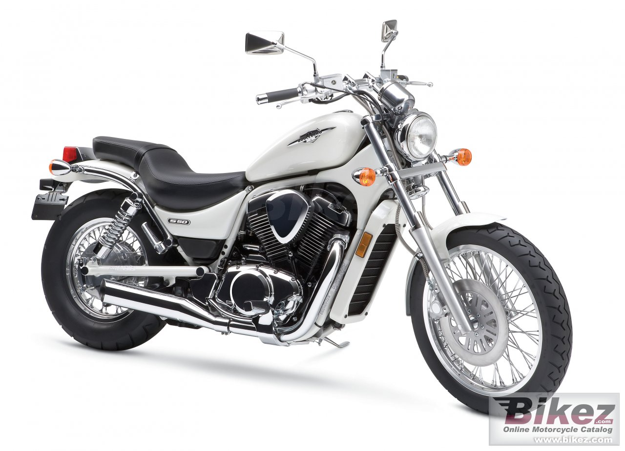 Big Suzuki boulevard s50 picture and wallpaper from Bikez.com