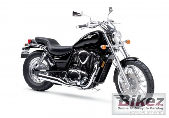 2007 Suzuki Boulevard S50 photo