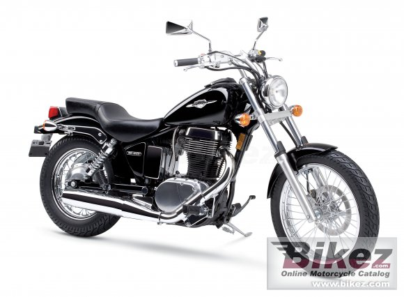 2007 Suzuki Boulevard S40 photo