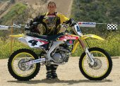 2007 Suzuki RM-Z 450 Carmichael Replica photo