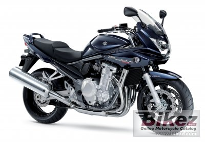 2007 Suzuki Bandit 1250 ABS photo