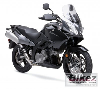 2007 Suzuki V-Strom 1000 photo