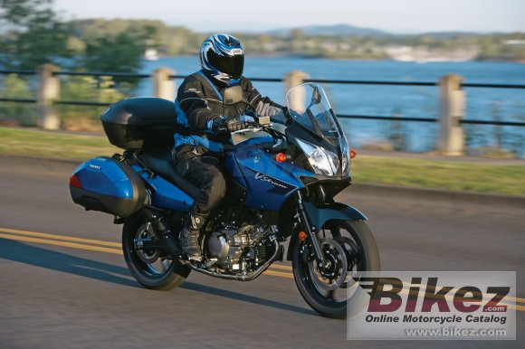 2007 Suzuki V-Strom 650 photo