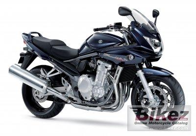 2007 Suzuki Bandit 1250 ABS