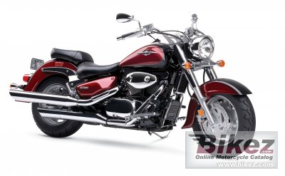2007 Suzuki Boulevard C90 specifications and pictures