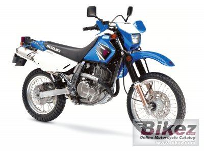 2007 Suzuki DR 650 SE specifications and pictures
