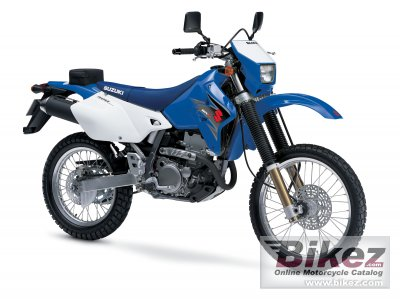 2007 Suzuki DR-Z 400 S specifications and pictures