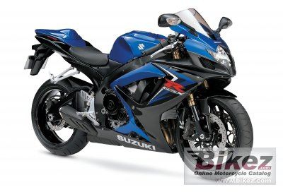 Sensational 2007 Suzuki Gsx R 600 Specifications And Pictures Gmtry Best Dining Table And Chair Ideas Images Gmtryco