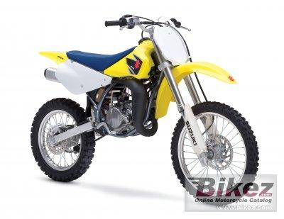 2007 Suzuki RM 85 L