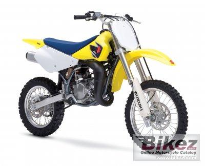 2007 Suzuki RM 85