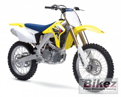 2007 Suzuki RM-Z 450 specifications and pictures