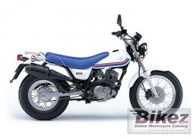 2007 Suzuki VanVan 125