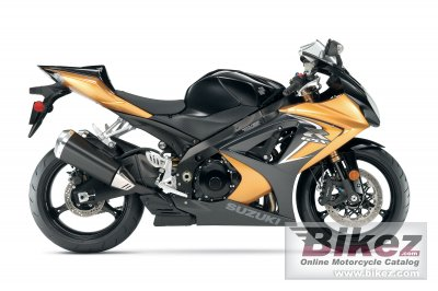 2008 Suzuki GSX-R1000 photo