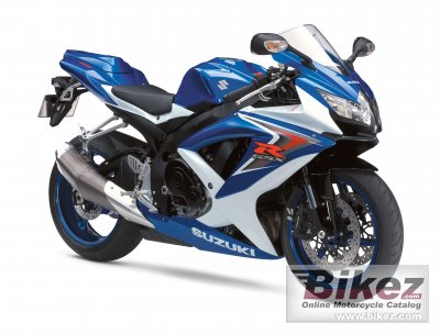2008 Suzuki GSX-R750 photo