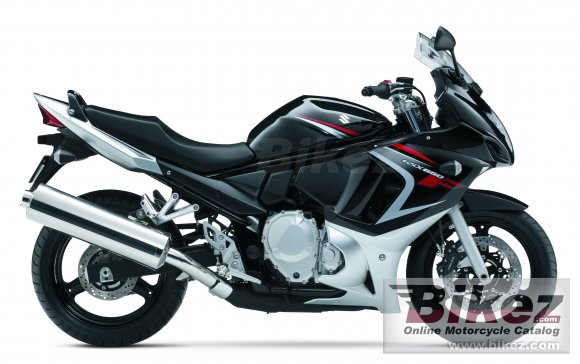 2008 Suzuki GSX650F photo