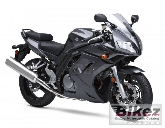 2008 Suzuki SV650SF photo