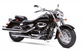 2008 Suzuki Boulevard C90 Black photo