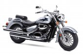 2008 Suzuki Boulevard C50 Limited Edition photo