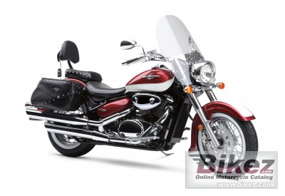2008 Suzuki Boulevard C50T photo