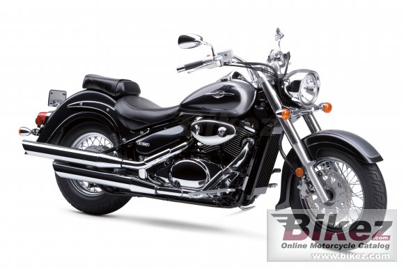 2008 Suzuki Boulevard C50 photo