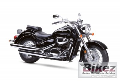 2008 Suzuki Boulevard C50 Black photo
