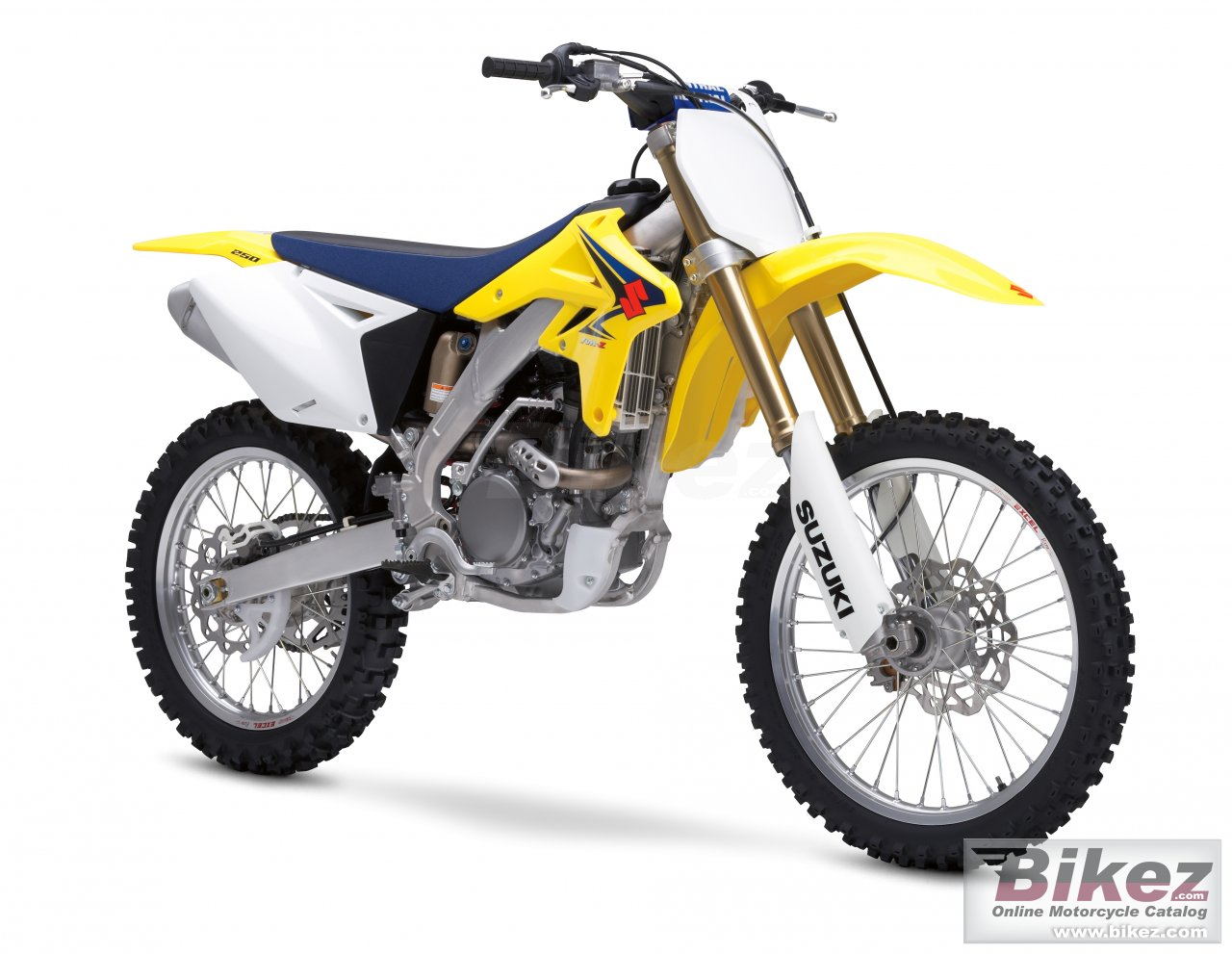 Big Suzuki rm-z250 picture and wallpaper from Bikez.com