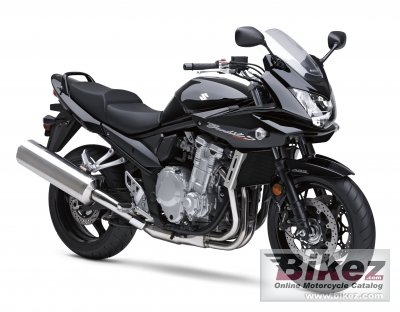 2008 Suzuki Bandit 1250 ABS photo