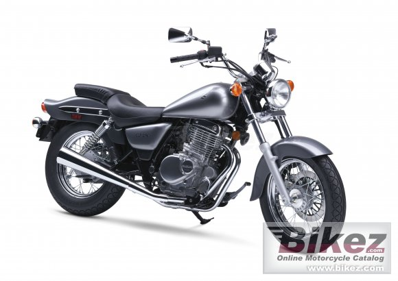 2008 Suzuki GZ250 photo