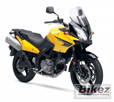 2008 Suzuki V-Strom 650 photo
