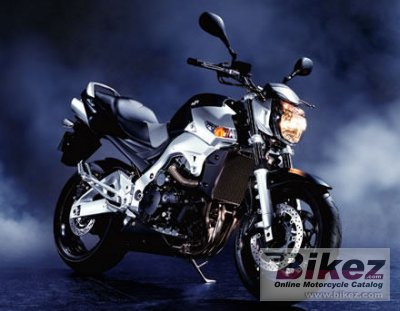 2008 Suzuki GSR 400 ABS photo