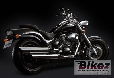 2008 Suzuki Boulevard 400 photo